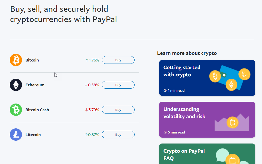 How to Pay Bitcoins using your Paypal Account img2