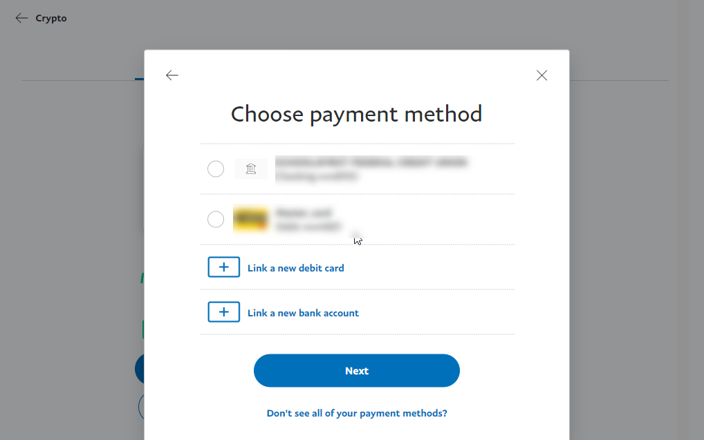 How to Pay Bitcoins using your Paypal Account img4