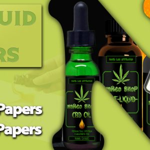 K2 Liquids Papers